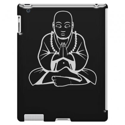 Yoga Buddha Funny Ipad 3 And 4 Case Designed By Erryshop