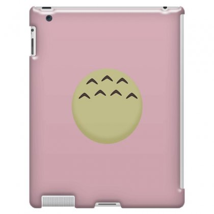 Totoro Ipad 3 And 4 Case Designed By Jetspeed001
