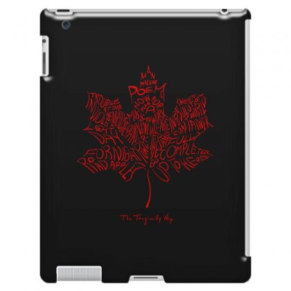 Tragi Cally Hip 2 Ipad 3 And 4 Case Designed By Jetspeed001