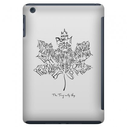 Tragi Cally Hip Ipad Mini Case Designed By Jetspeed001