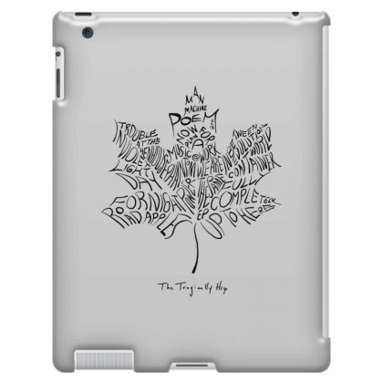 Tragi Cally Hip Ipad 3 And 4 Case Designed By Jetspeed001