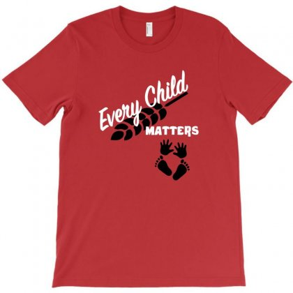 Every Child Matters T-shirt Designed By Devanojohnsantos