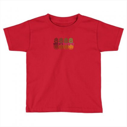 Fruity Toddler T-shirt Designed By Andr1