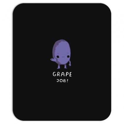 Grape Job! Mousepad Designed By Andr1