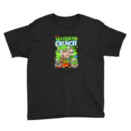 Crunch Youth Tee Designed By Disgus_thing