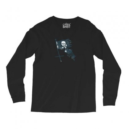 Jolli Roger Long Sleeve Shirts Designed By Andr1
