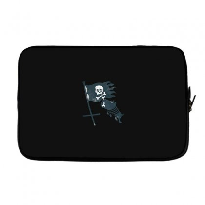 Jolli Roger Laptop Sleeve Designed By Andr1