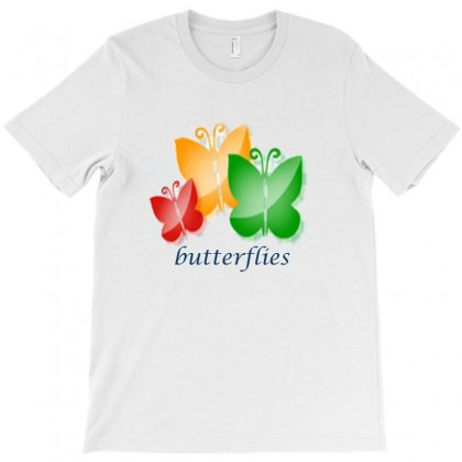 Butterfly T-shirt Designed By Appo123