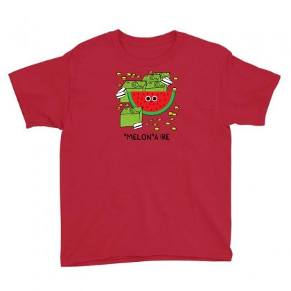 Melonaire Youth Tee Designed By Andr1