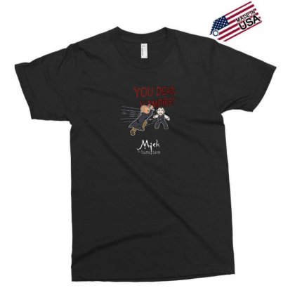 Mick, The Vampire Slayer Exclusive T-shirt Designed By Andr1
