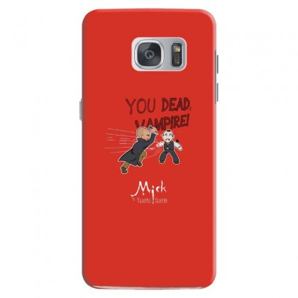 Mick, The Vampire Slayer Samsung Galaxy S7 Case Designed By Andr1