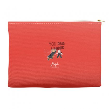 Mick, The Vampire Slayer Accessory Pouches Designed By Andr1