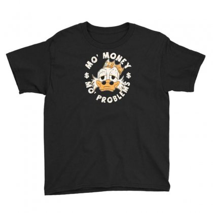 Mo' Money Youth Tee Designed By Andr1