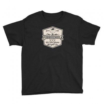 Moonshine Youth Tee Designed By Andr1