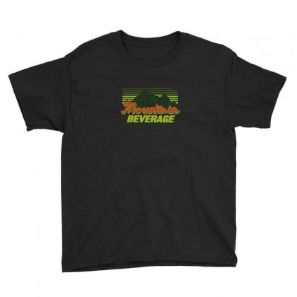 Mountain Beverage Youth Tee Designed By Andr1
