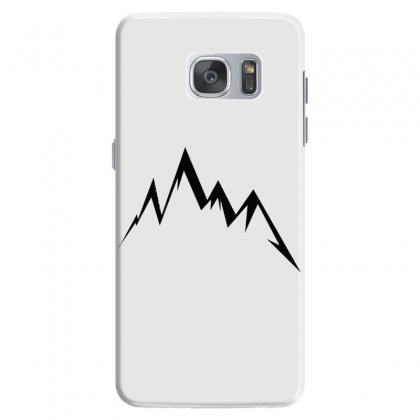 Moutains Logo Samsung Galaxy S7 Case Designed By Andr1