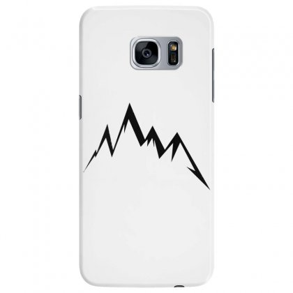 Moutains Logo Samsung Galaxy S7 Edge Case Designed By Andr1