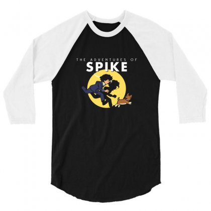 Spike 3/4 Sleeve Shirt Designed By Disgus_thing