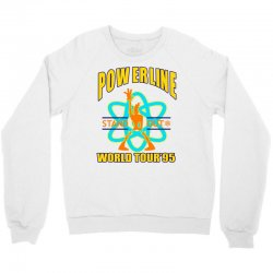 powerline stand out world tour '95 Crewneck Sweatshirt | Artistshot
