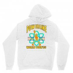 powerline stand out world tour '95 Unisex Hoodie | Artistshot