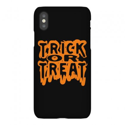 Trick Or Treat Iphonex Case Designed By Estore