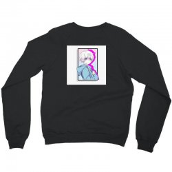 anime cute boy,NOW in your clothes !!! Crewneck Sweatshirt | Artistshot