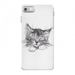 Cat iPhone 7 Case | Artistshot