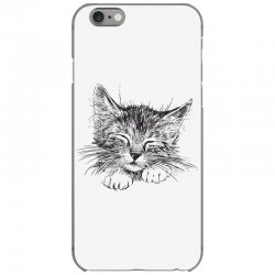 Cat iPhone 6/6s Case | Artistshot