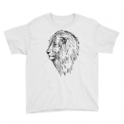 Lion Youth Tee Designed By Estore