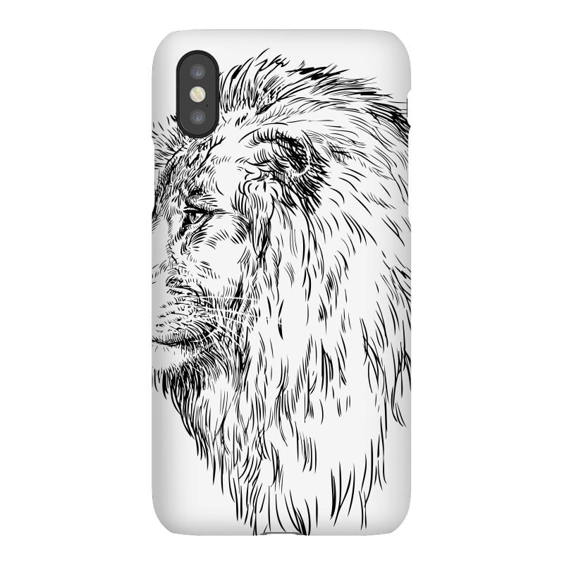Lion Iphonex Case | Artistshot
