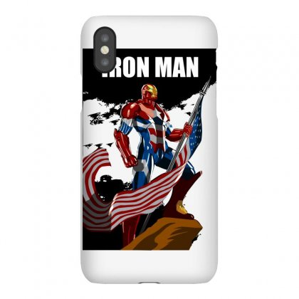 Iron Man Iphonex Case Designed By Estore
