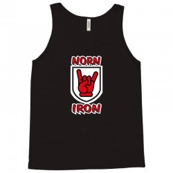 norn iron  northern ireland red hand of ulster   devil horns Tank Top | Artistshot