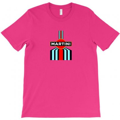 Martini Racing Retro T-shirt Designed By Arum