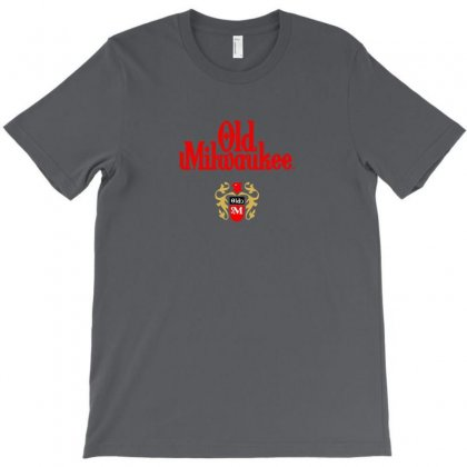 Old Milwaukee Ber Logo T-shirt Designed By Arum