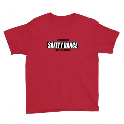 Safety Dance Instructor Youth Tee Designed By Andr1