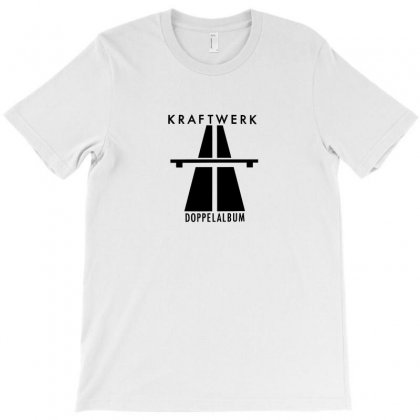 Kraftwerk Merch T-shirt Designed By Arum
