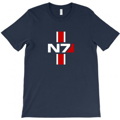 N7 Logo T-shirt Designed By Arum
