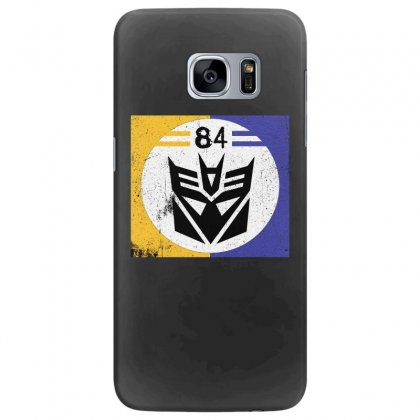 Decepticon 84 Transformers Samsung Galaxy S7 Edge Case Designed By Gurkan