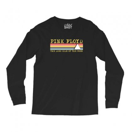 Pink Floyd The Dark Side Of The Moon Long Sleeve Shirts Designed By Gurkan