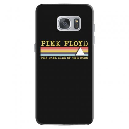 Pink Floyd The Dark Side Of The Moon Samsung Galaxy S7 Case Designed By Gurkan