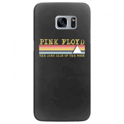 Pink Floyd The Dark Side Of The Moon Samsung Galaxy S7 Edge Case Designed By Gurkan