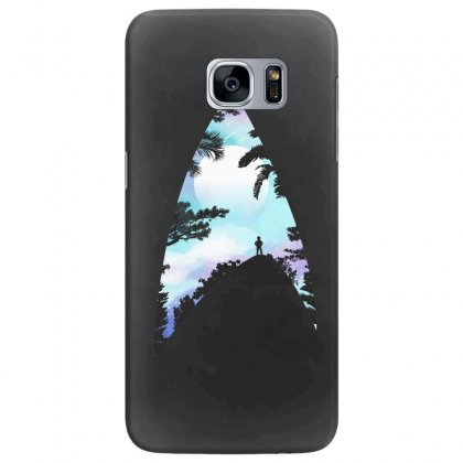 The Final Frontier Samsung Galaxy S7 Edge Case Designed By Hasret