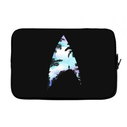The Final Frontier Laptop Sleeve Designed By Hasret