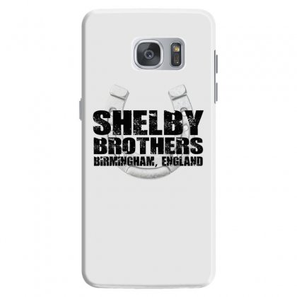Shelby Brothers Peaky Blinders For Light Samsung Galaxy S7 Case Designed By Gurkan