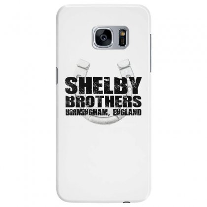 Shelby Brothers Peaky Blinders For Light Samsung Galaxy S7 Edge Case Designed By Gurkan