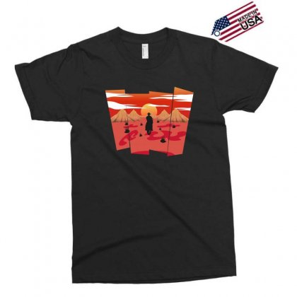 Cowboy In Traveling Exclusive T-shirt Designed By Hasret