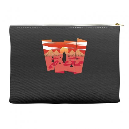 Cowboy In Traveling Accessory Pouches Designed By Hasret