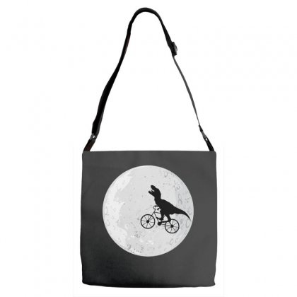 Bicycle Dinosaur Adjustable Strap Totes Designed By Hasret