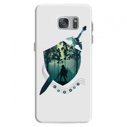 Song Of Time Samsung Galaxy S7 Case Designed By Hasret