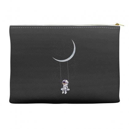 Astronaut In The Galaxy Accessory Pouches Designed By Hasret
